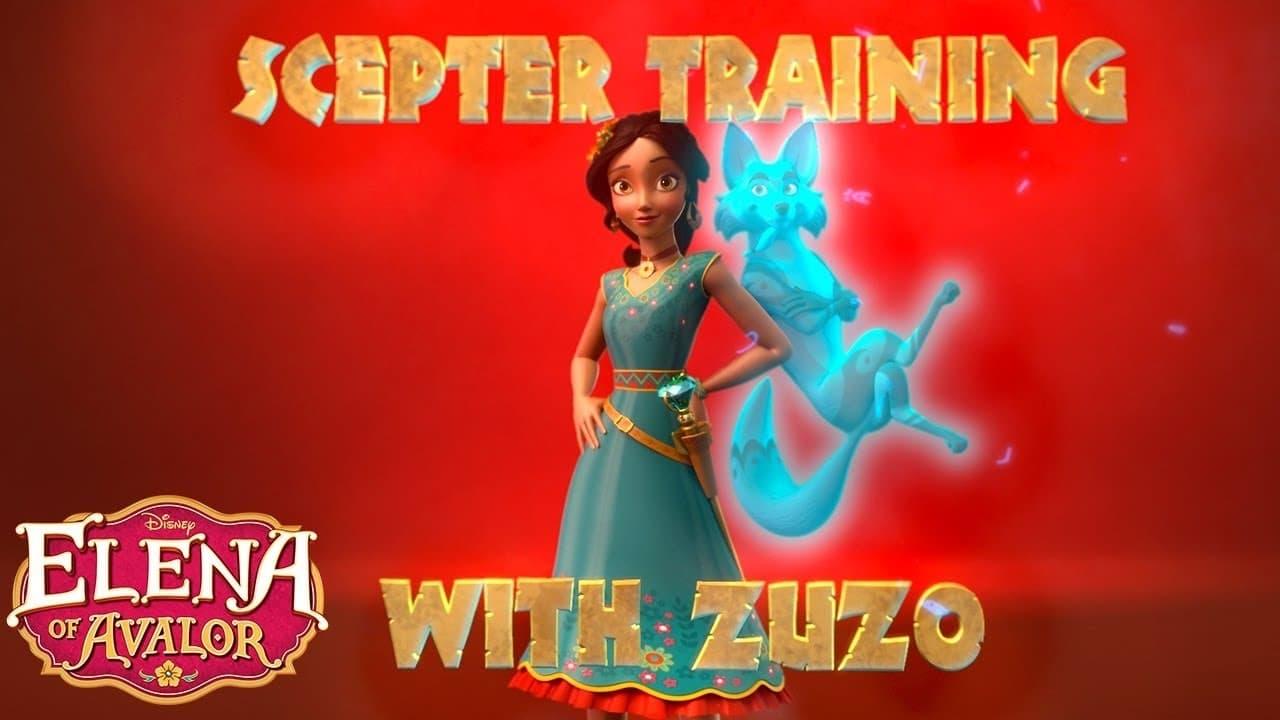 Elena of Avalor Season 0 :Episode 7  Scepter Training with Zuzo: The Heist