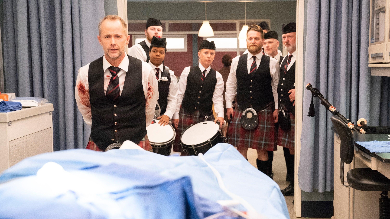 Grey's Anatomy Season 15 :Episode 13  I Walk the Line