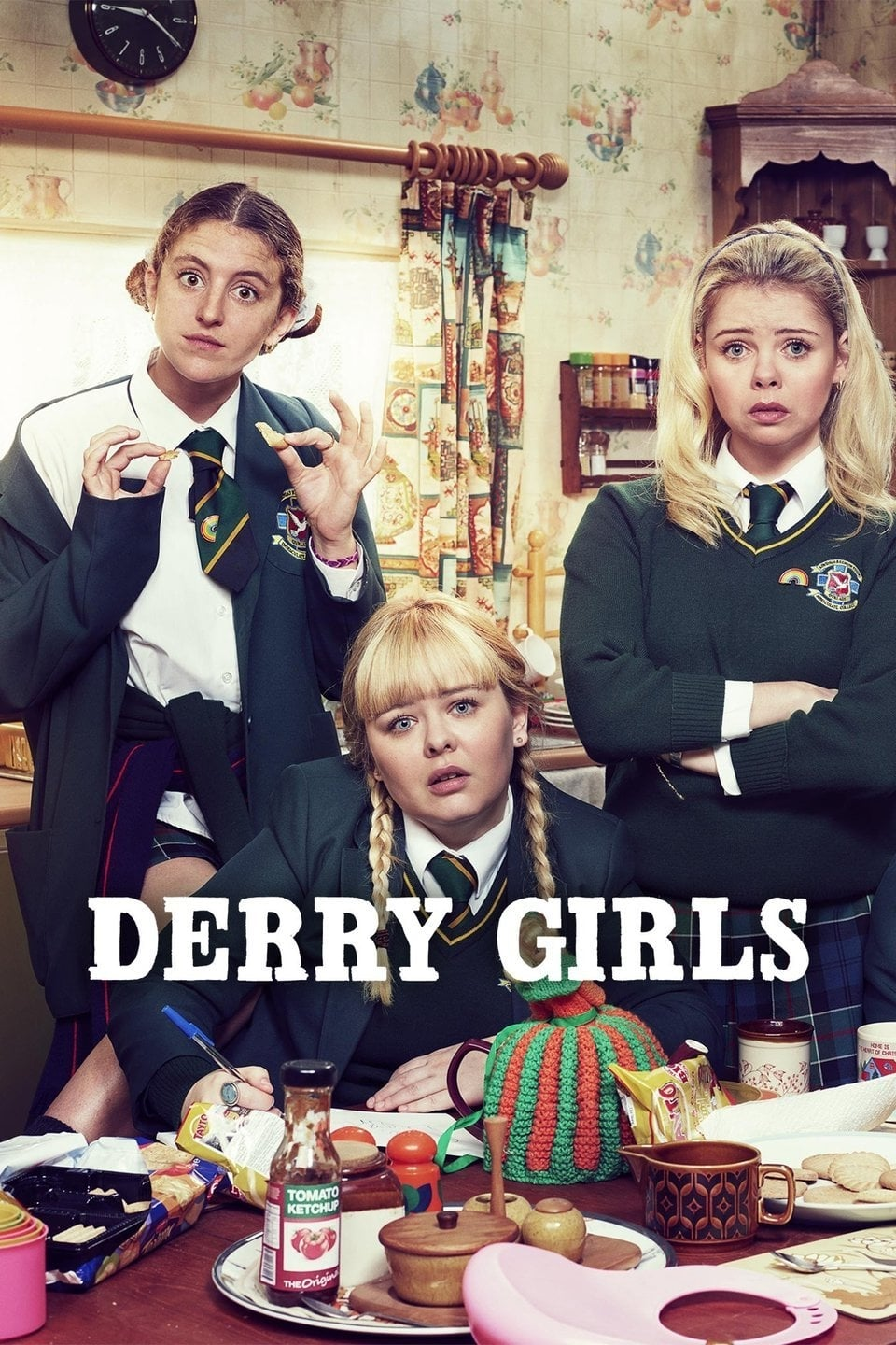 Derry Girls (2018)