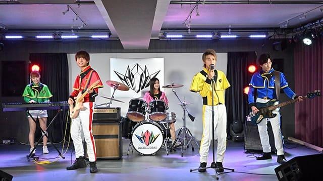 Super Sentai Season 44 :Episode 24  Let's Make a Band!