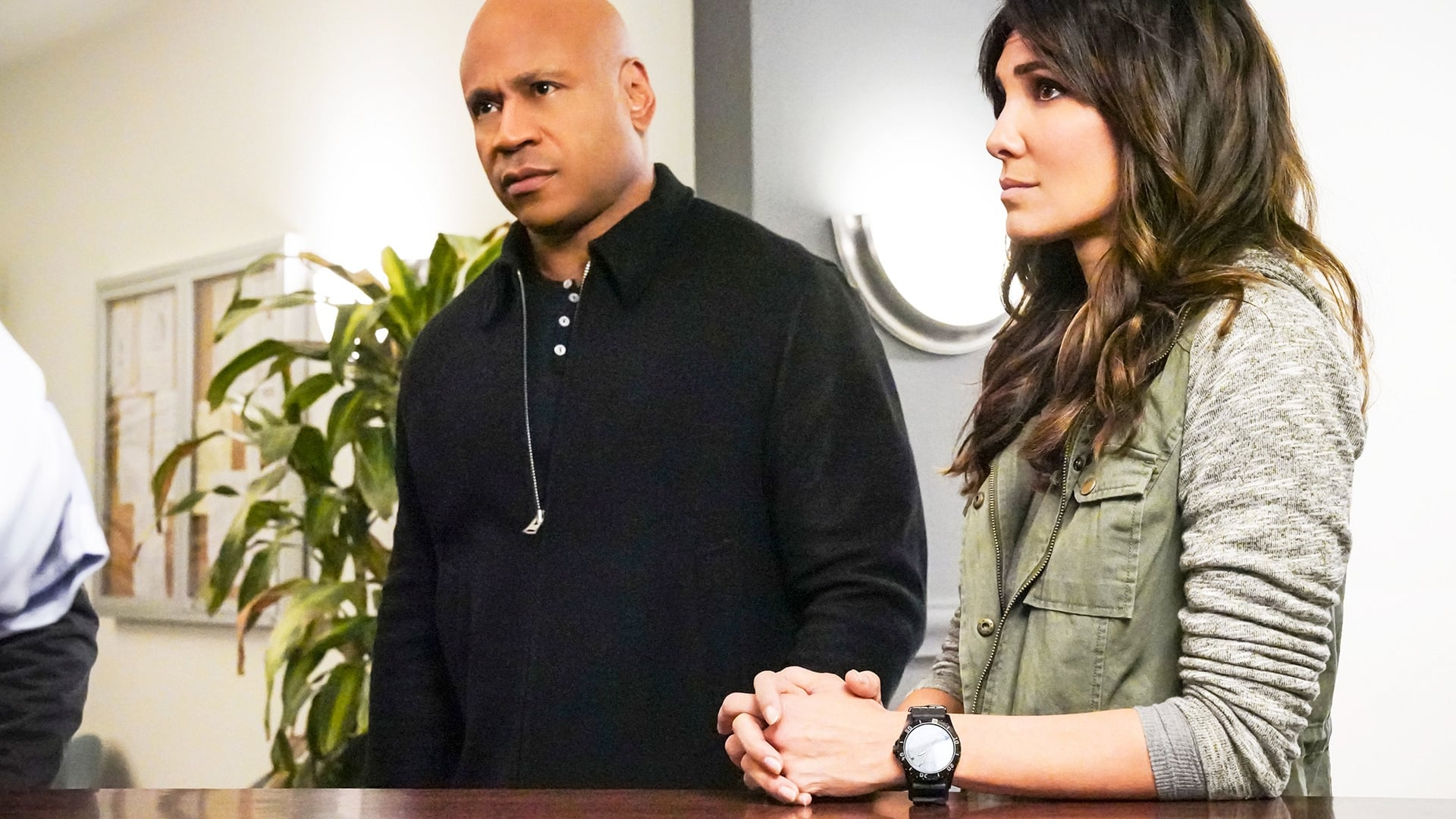 NCIS: Los Angeles Season 10 :Episode 18  Born to Run