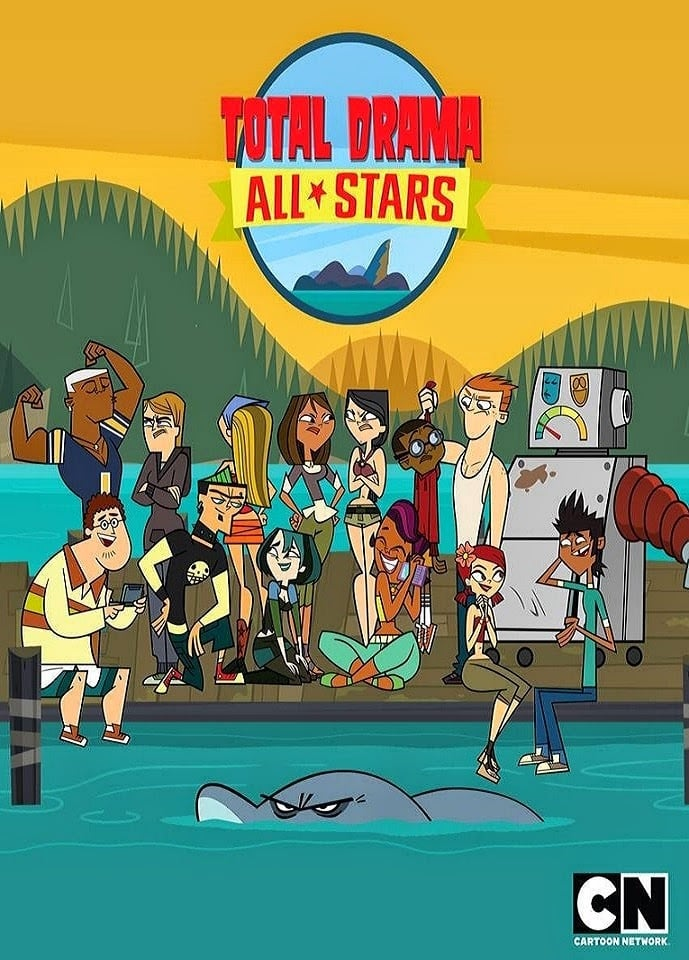 Total Drama All-Stars and Pahkitew Island (2014)