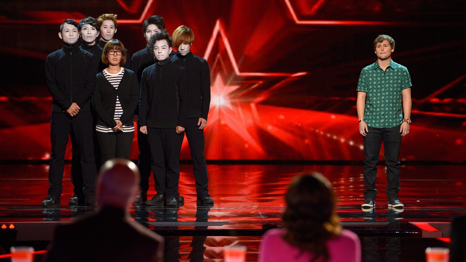 America's Got Talent Season 10 :Episode 22  Live Semifinal Results Week 1
