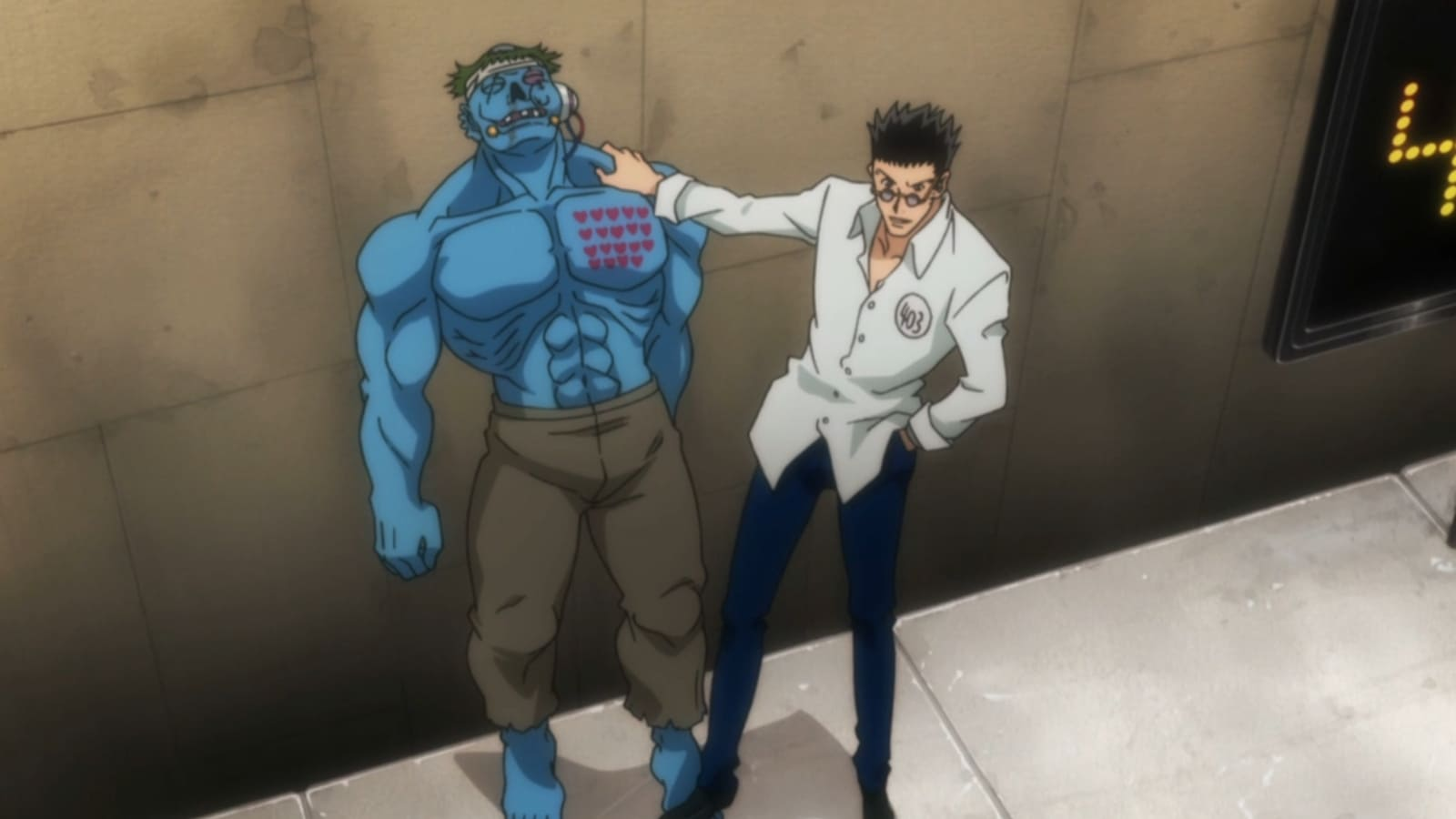 Hunter x Hunter Season 1 :Episode 10  Trick x To The x Trick