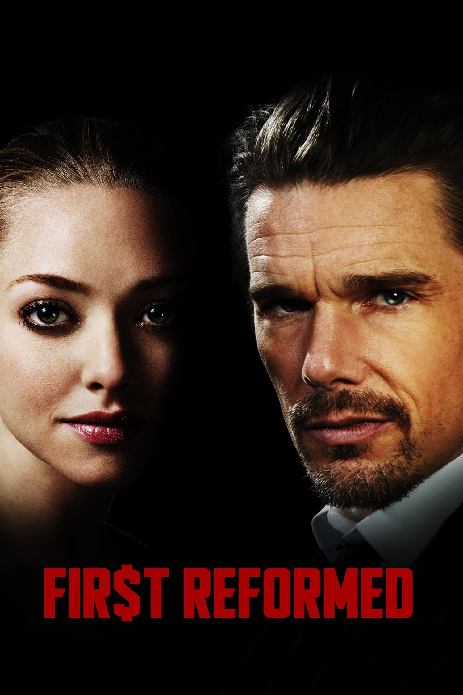 Poster and image movie Film First Reformed - First Reformed - First Reformed -  2017
