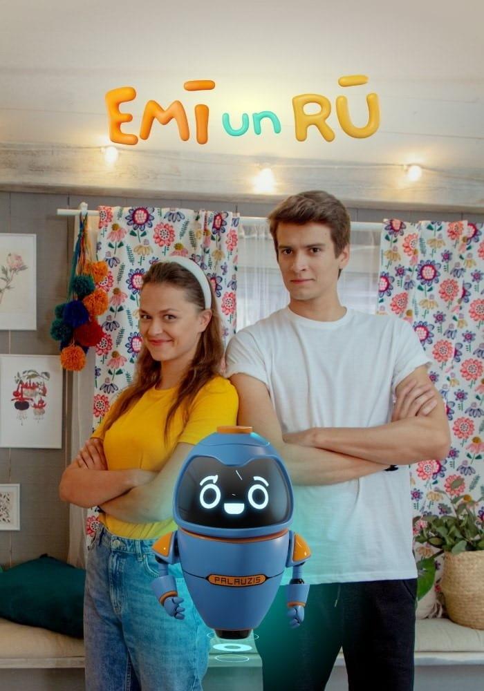 Emī un Rū TV Shows About Robot