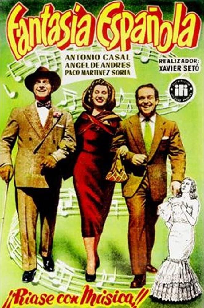 Fantasía española (1953)