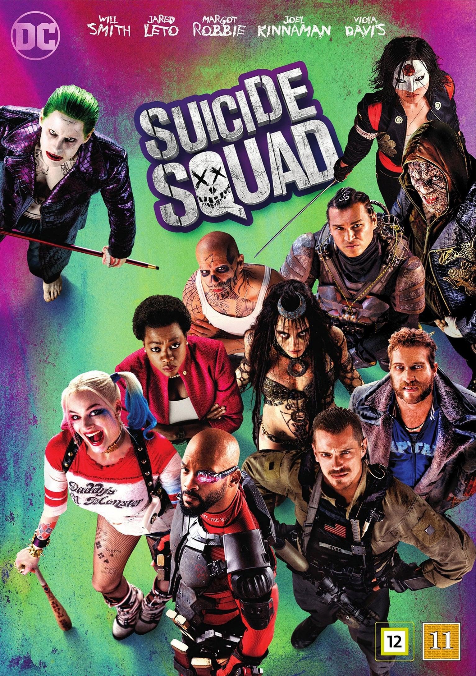 Suicide Squad Hd Filme Stream