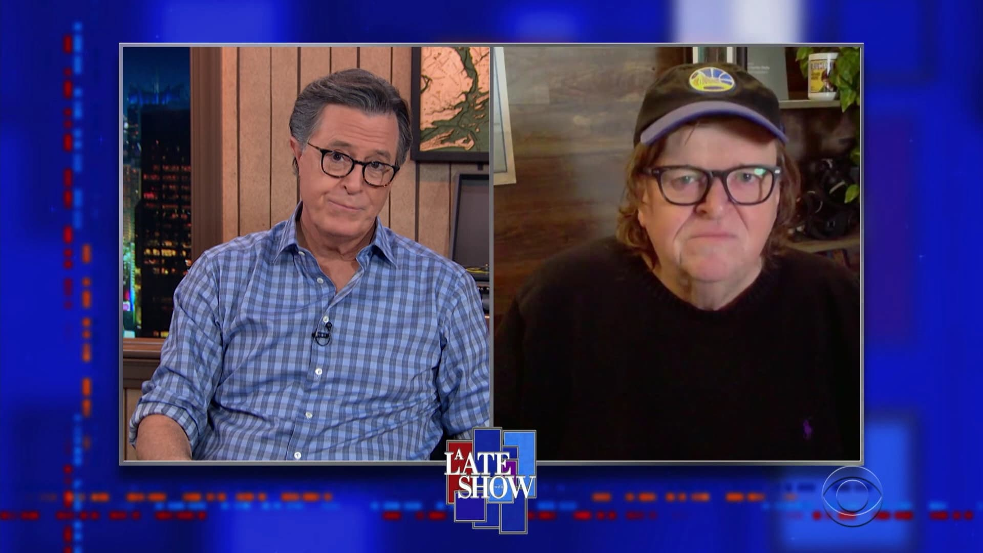The Late Show with Stephen Colbert Season 6 :Episode 36  Michael Moore, Sara Bareilles, Steve Carell