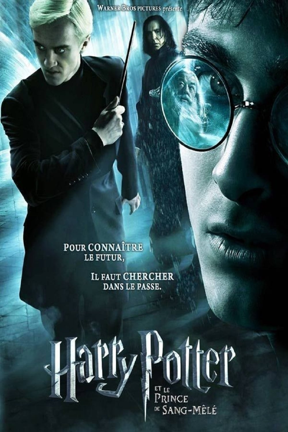 Harry potter et le prince de sang m l film 2009 david - Harry potter coupe de feu streaming vf ...