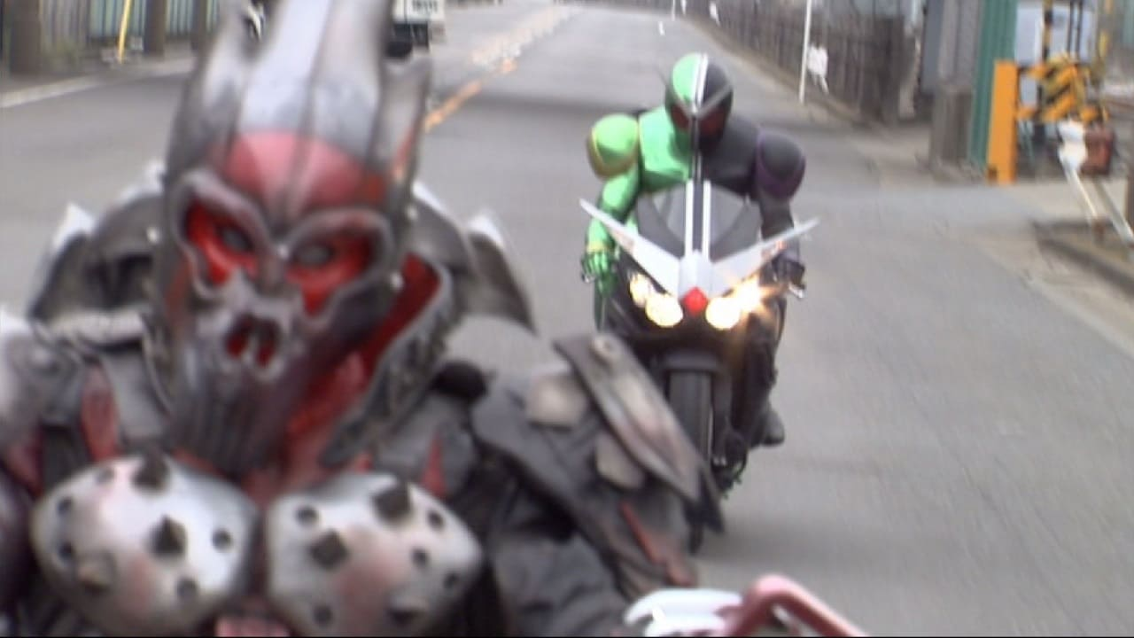 Kamen Rider Season 20 :Episode 15  Flash of the F/Robbery Rider