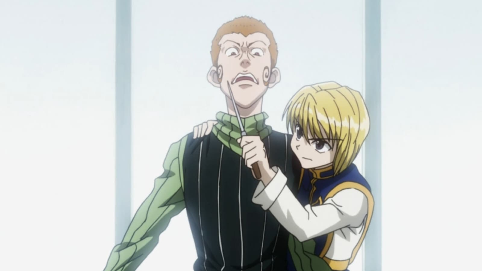 Hunter x Hunter Season 1 :Episode 40  Nen x Users x Unite?