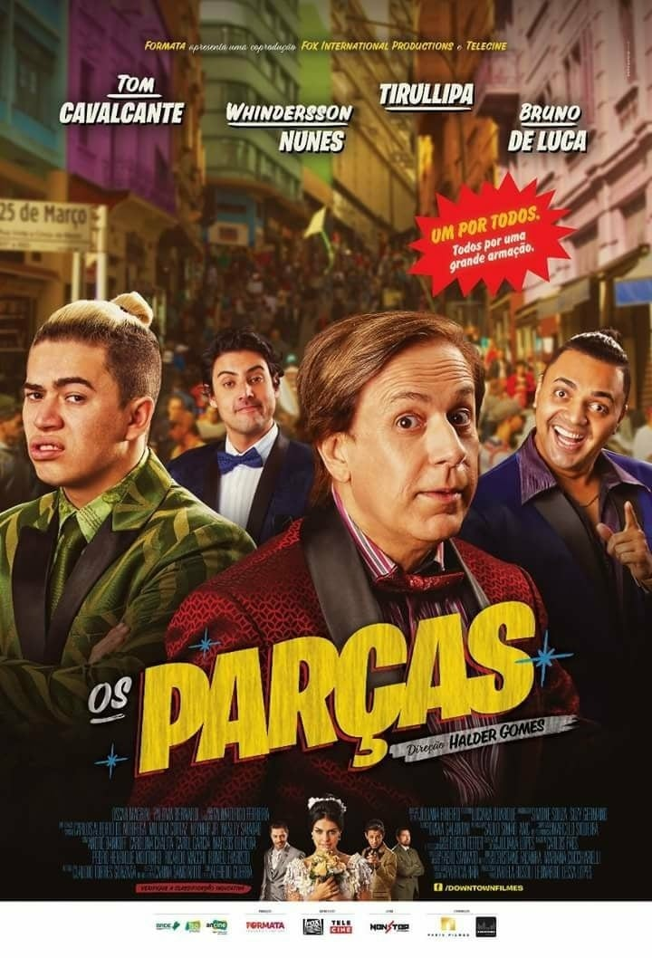 Os Parças Torrent (2018) Nacional WEBRip 1080p Download