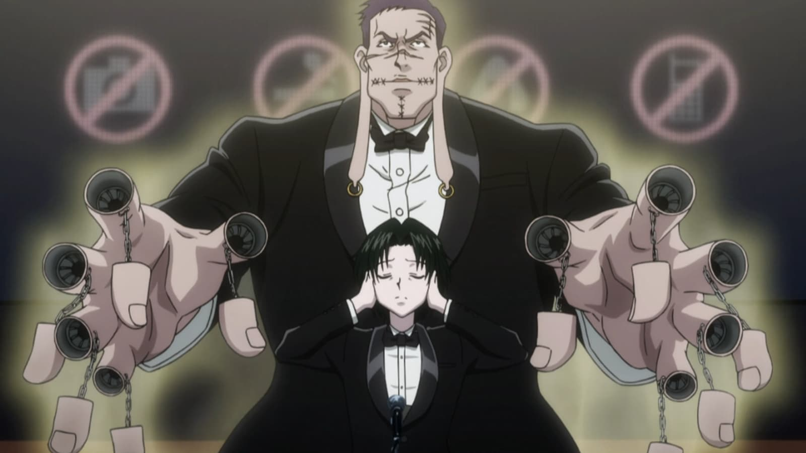 Hunter x Hunter Season 1 :Episode 43  A x Shocking x Tragedy!