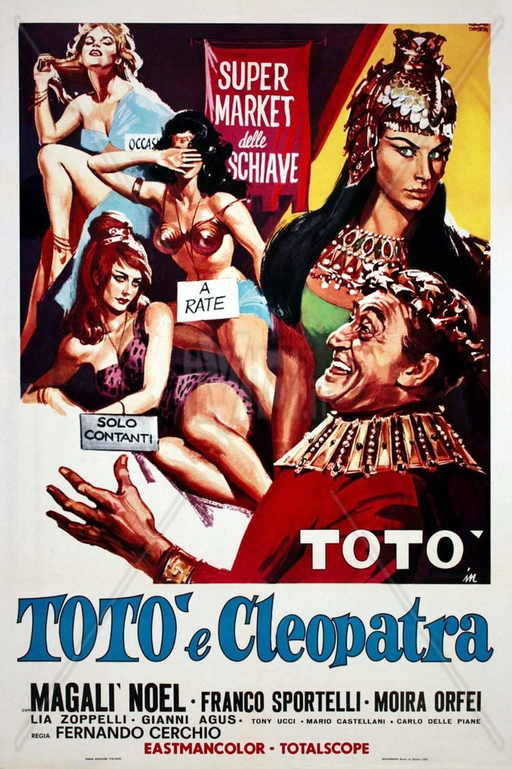 Toto and Cleopatra (1963)