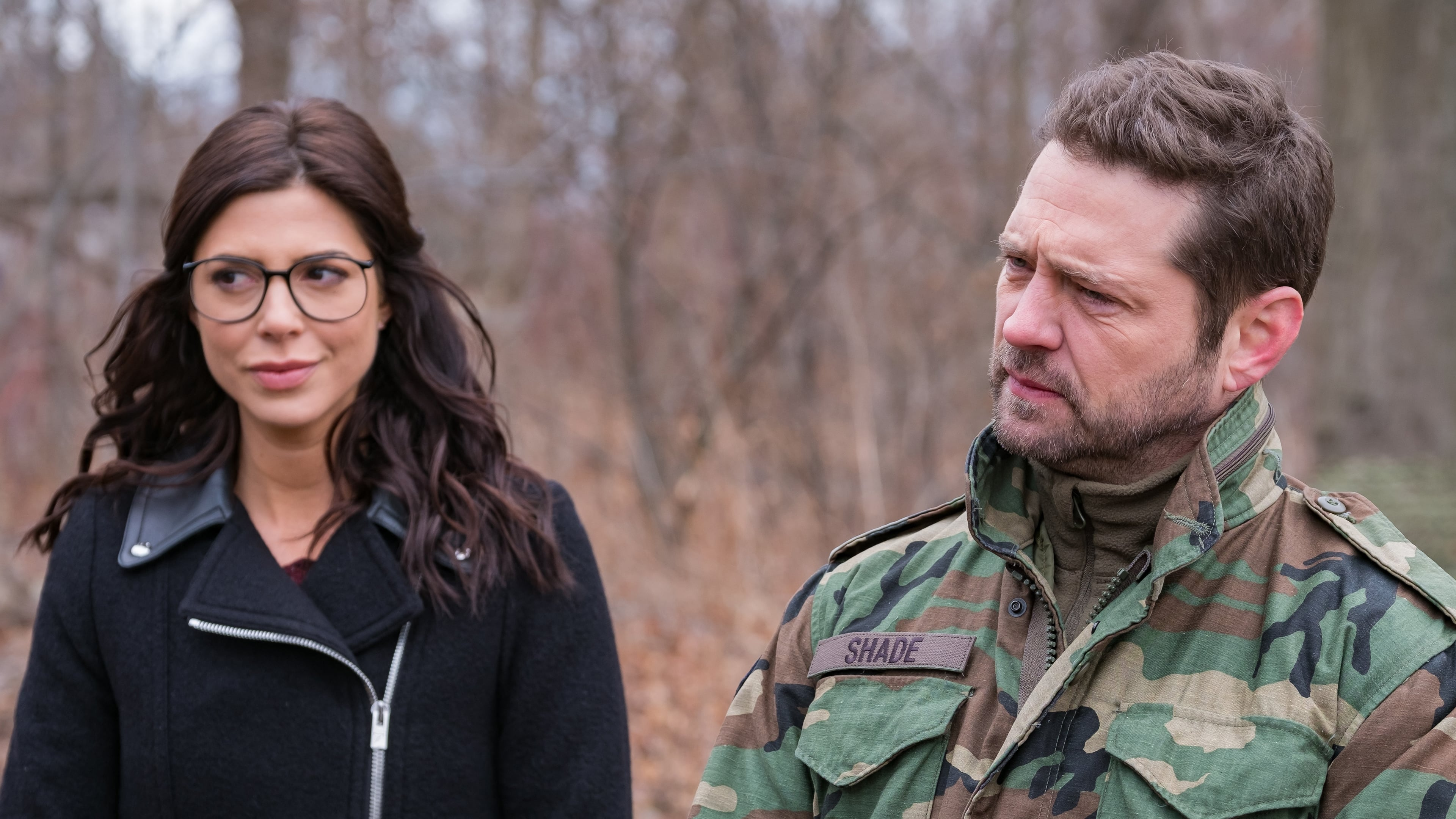 Private Eyes Season 2 :Episode 9  The Good Soldier