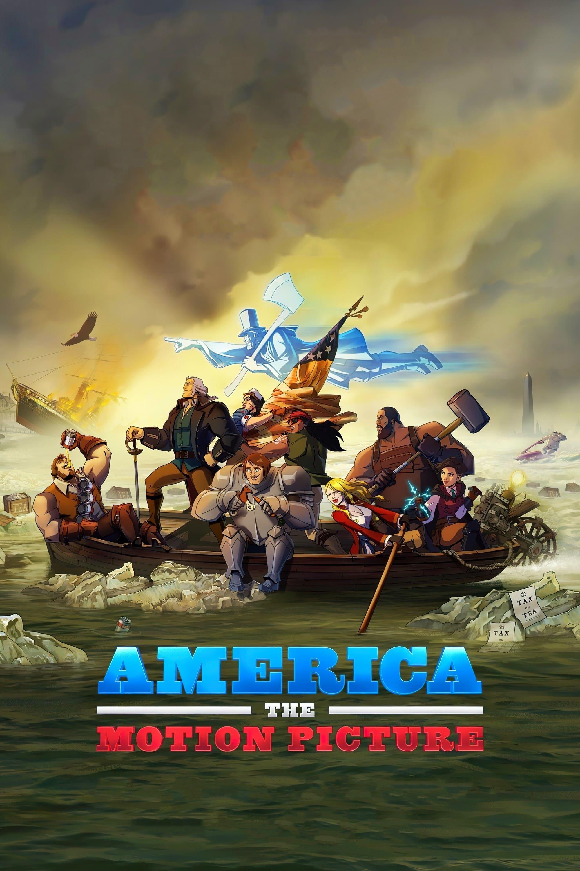 America: The Motion Picture Dublado
