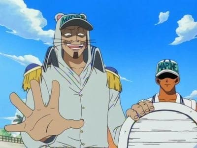 One Piece - Season 1 Episode 31 : The Worst Man in the Eastern Seas! Fishman Pirate Arlong!