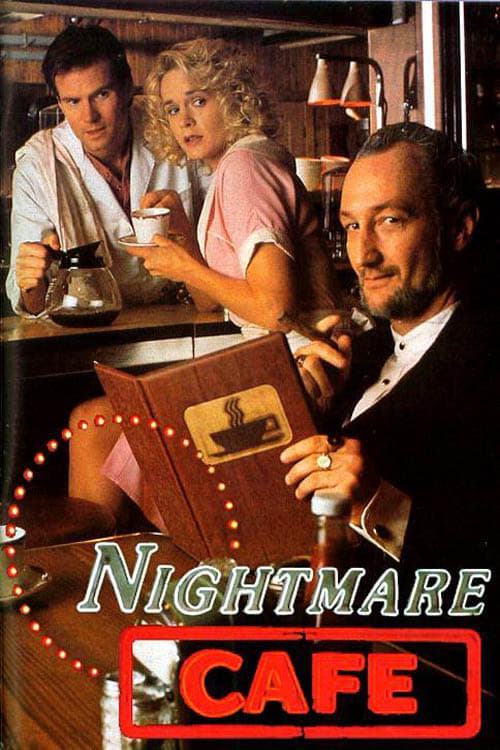Nightmare Cafe TV Shows About Second Chance