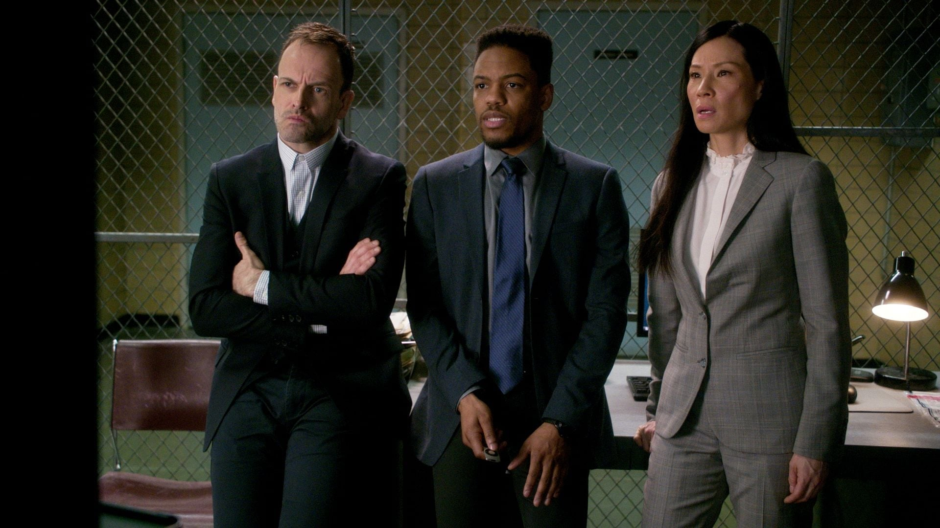 Elementary Season 6 :Episode 18  The Visions of Norman P. Horowitz