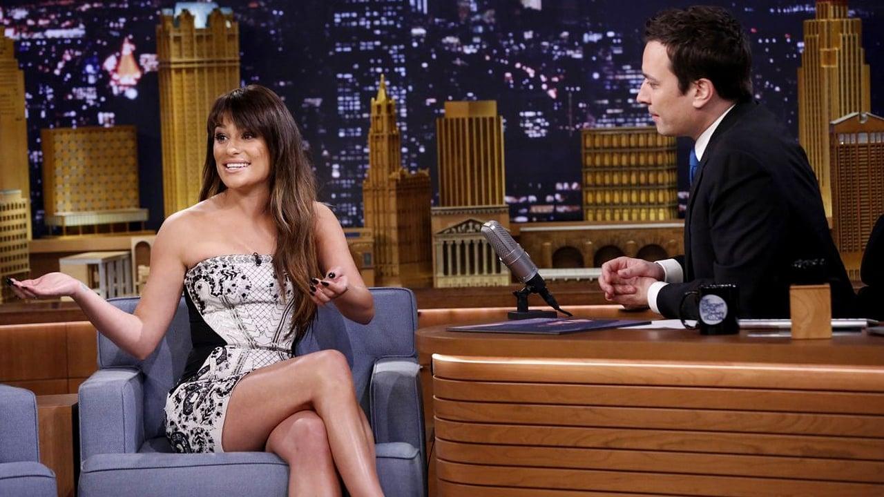 The Tonight Show Starring Jimmy Fallon Season 1 :Episode 12  Chelsea Handler, Lea Michele