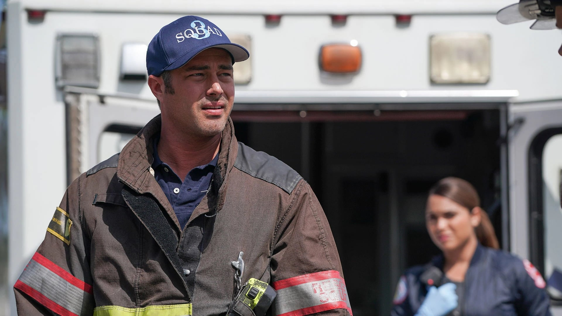 Chicago Fire Season 6 :Episode 5  Schwere Last