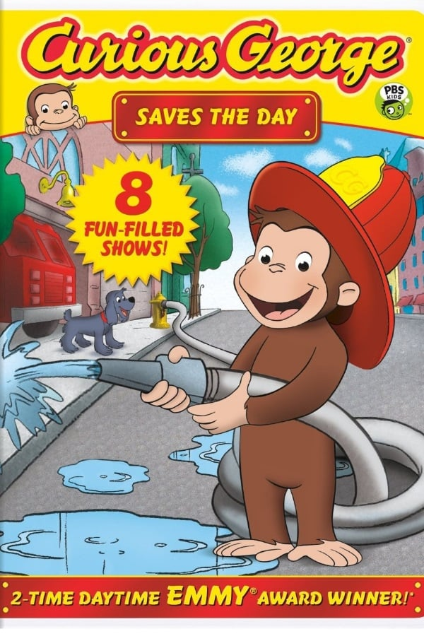 Curious George: Saves the Day (2012)