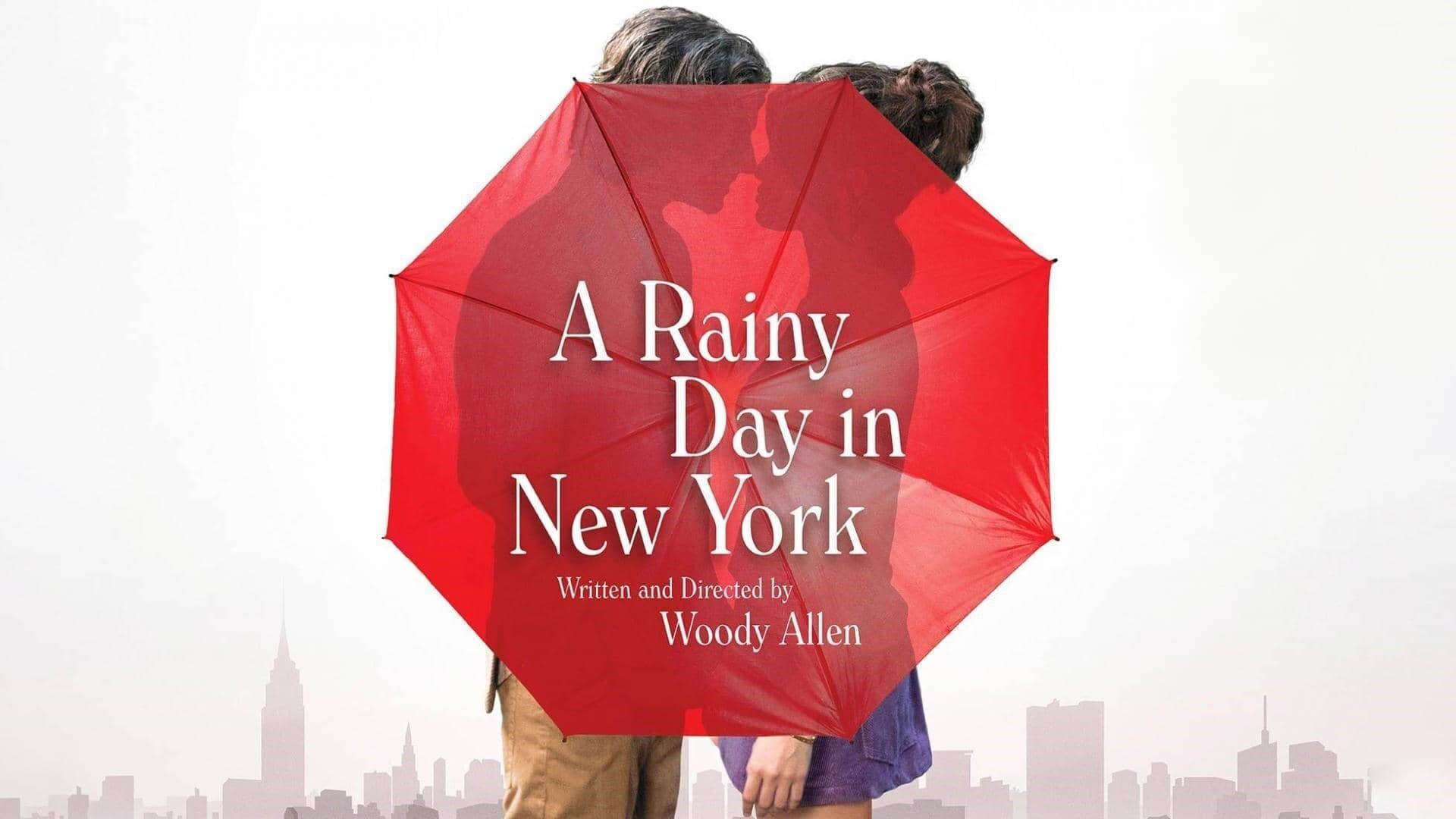 Един дъждовен ден в Ню Йорк