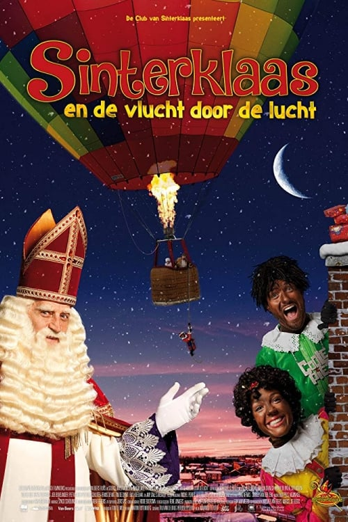 Sinterklaas & de vlucht door de lucht