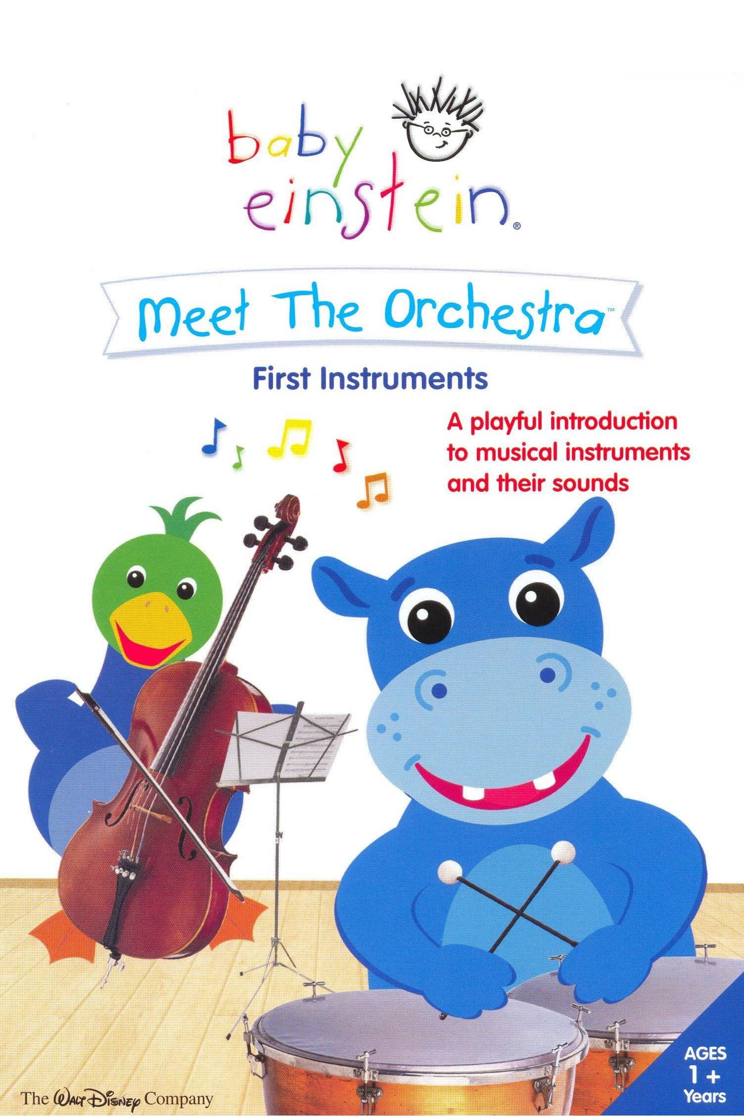 Baby Einstein: Meet The Orchestra - First Instruments (2006)
