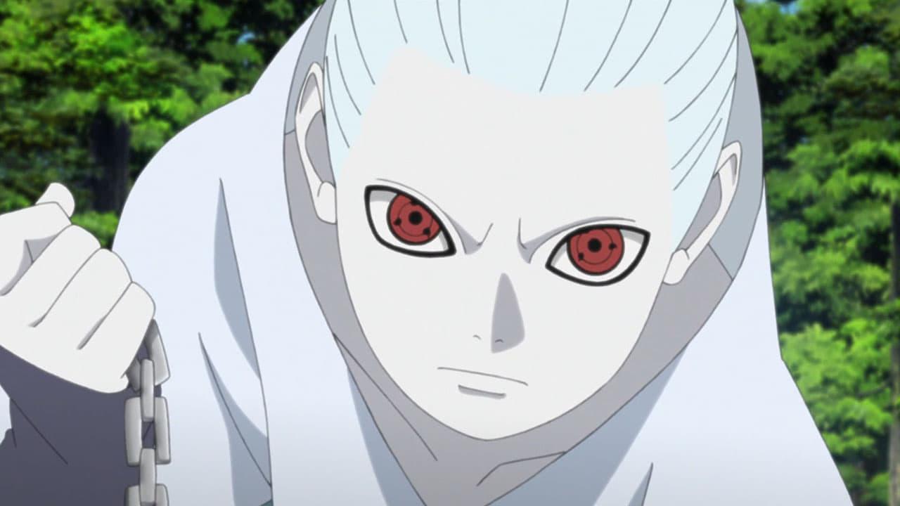 Boruto: Naruto Next Generations Season 1 :Episode 20  The Boy With The Sharingan