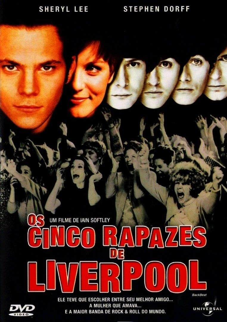 Backbeat – Os 5 Rapazes de Liverpool Legendado