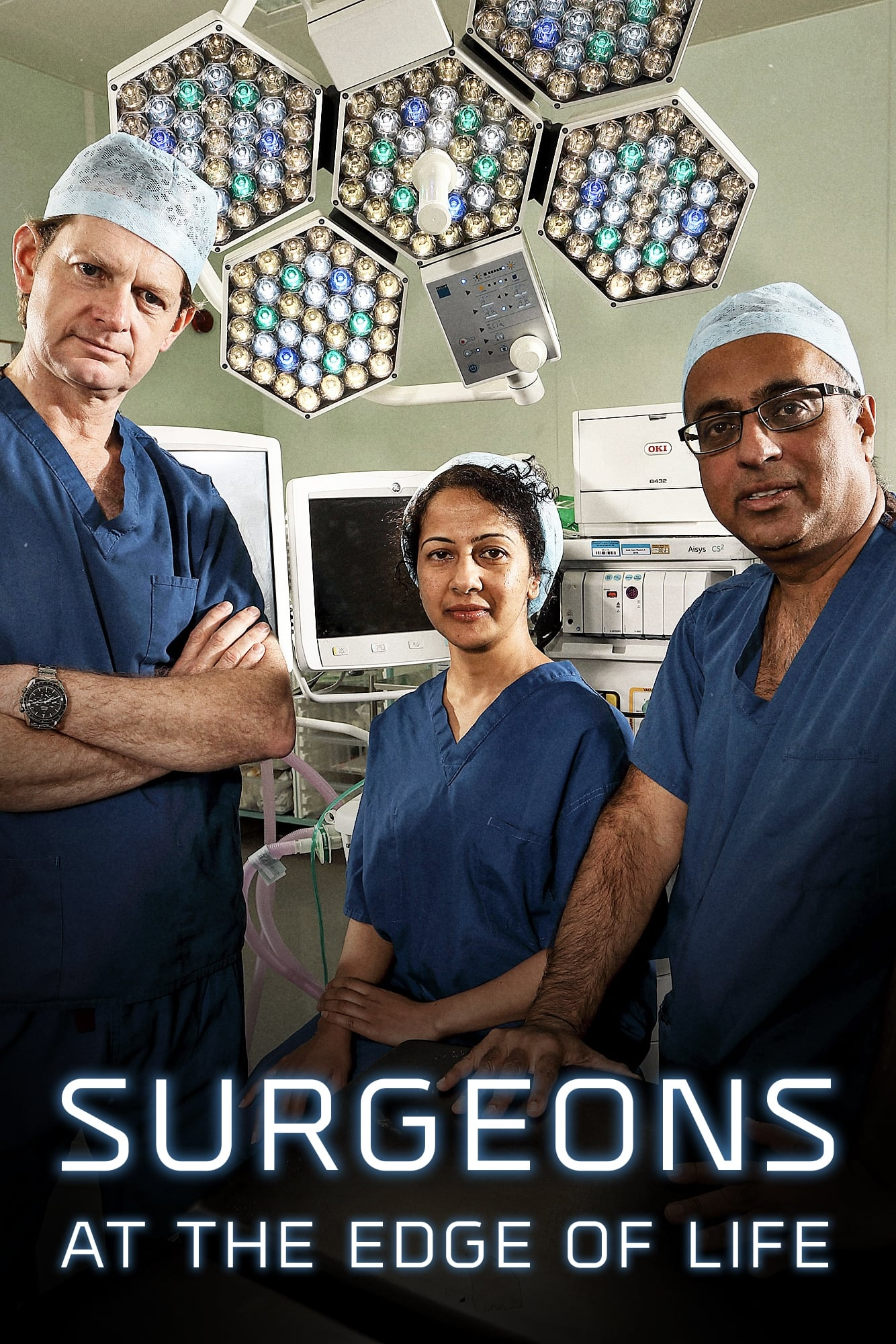 Surgeons: At the Edge of Life (2018)