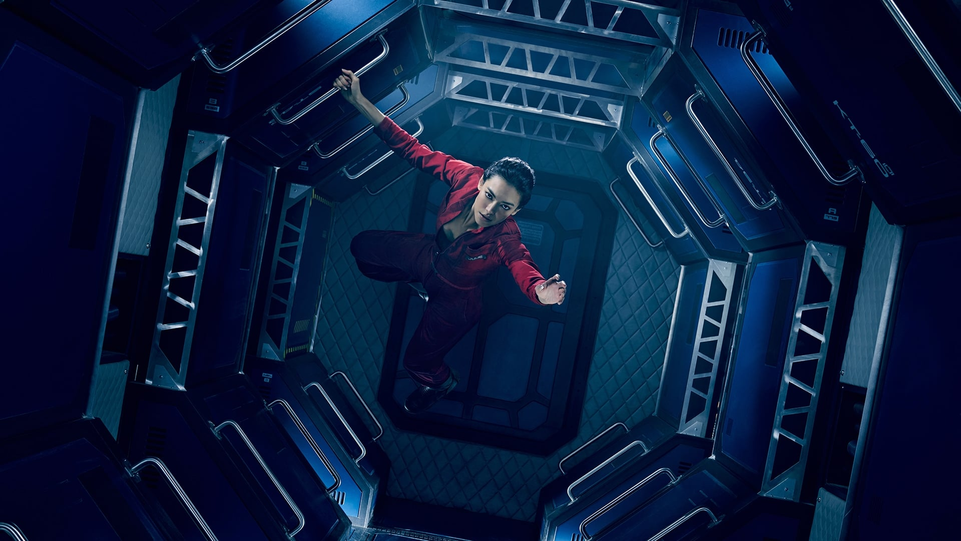 The Expanse Season 1 :Episode 1  Dulcinea
