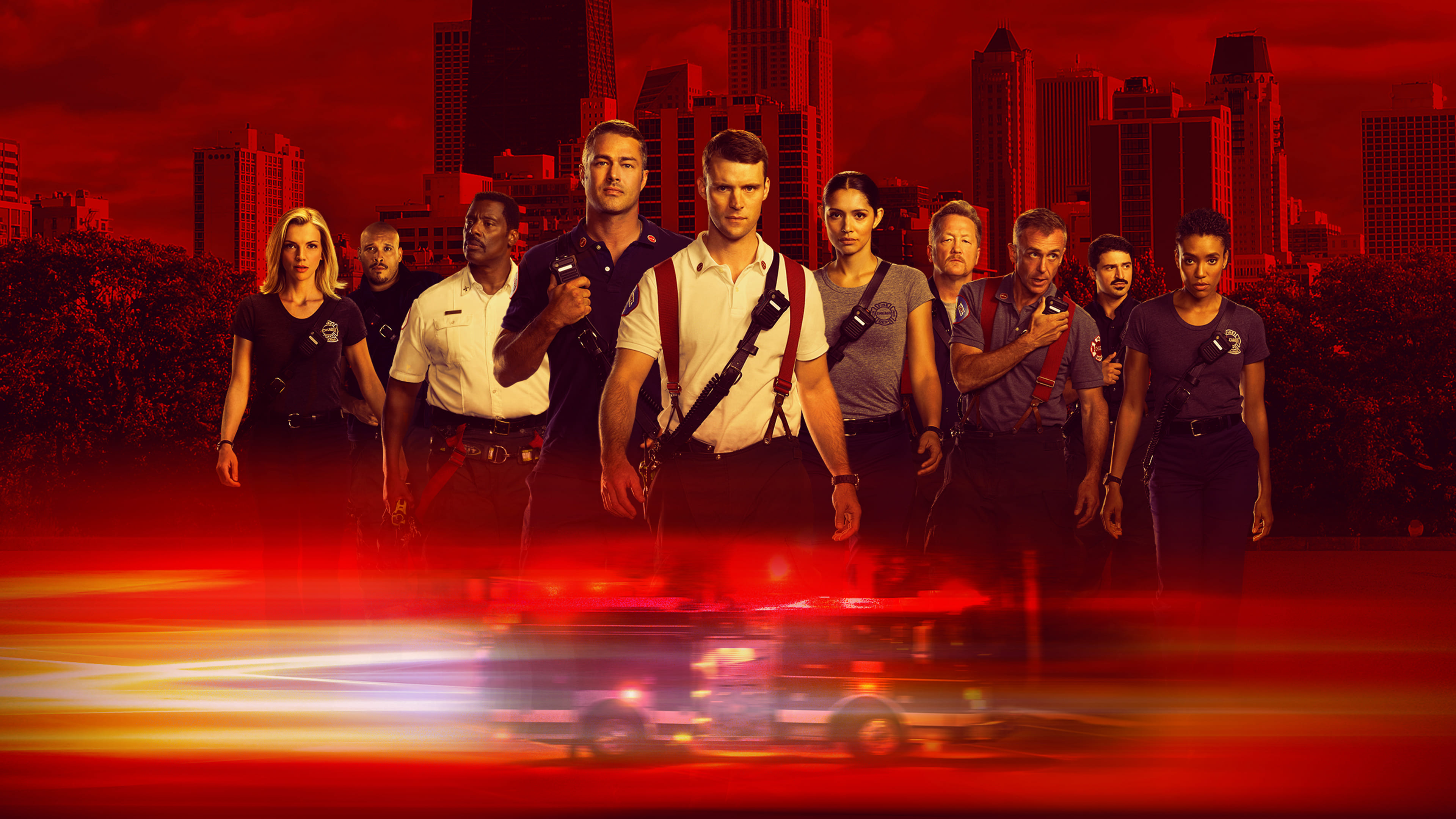 Chicago Fire: 8×1