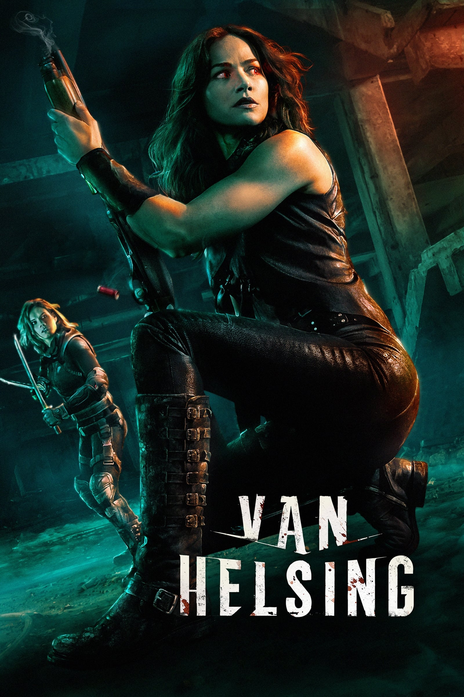 Van Helsing – Todas as Temporadas Dublado / Legendado (2016)