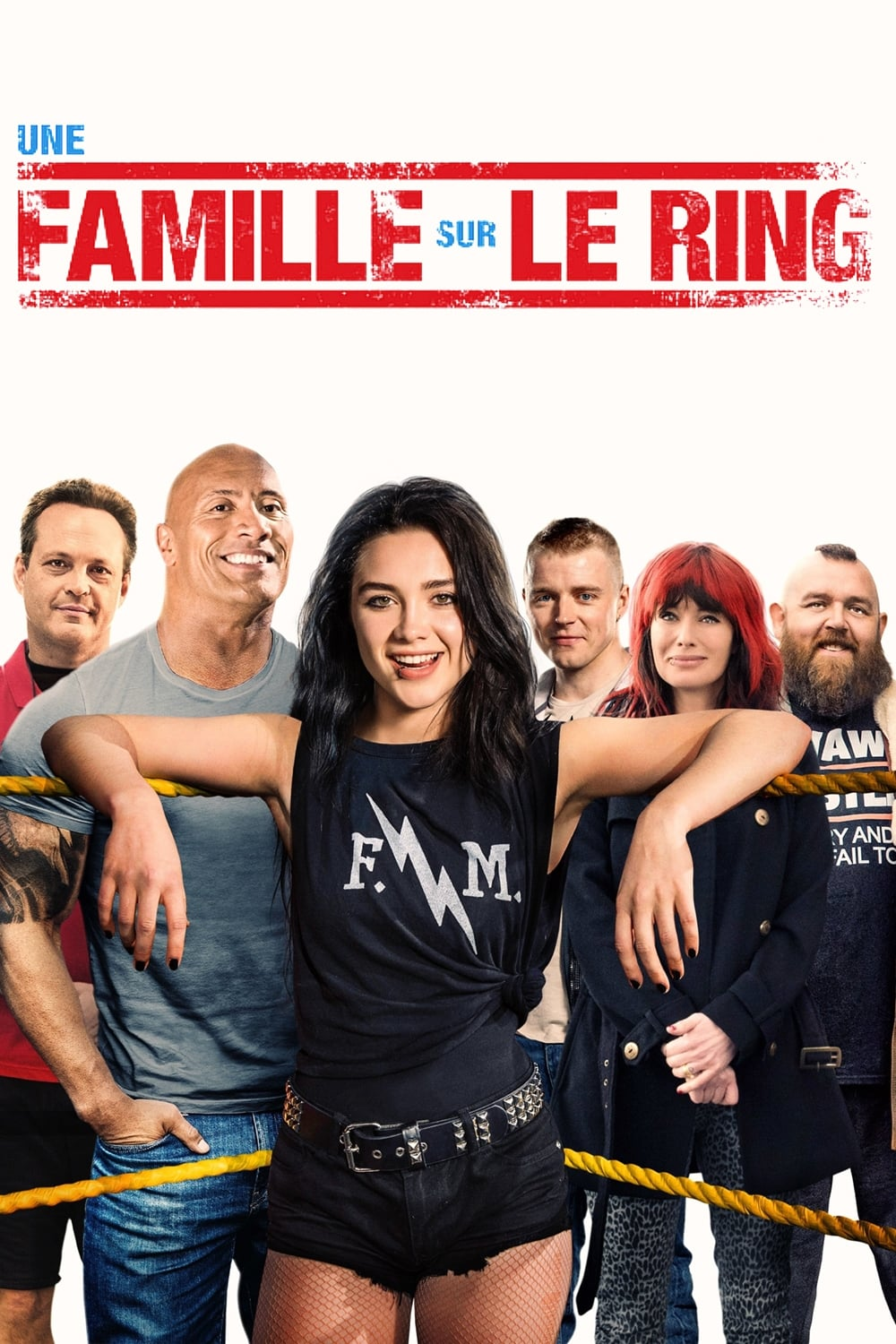 Fighting with My Family streaming sur libertyvf