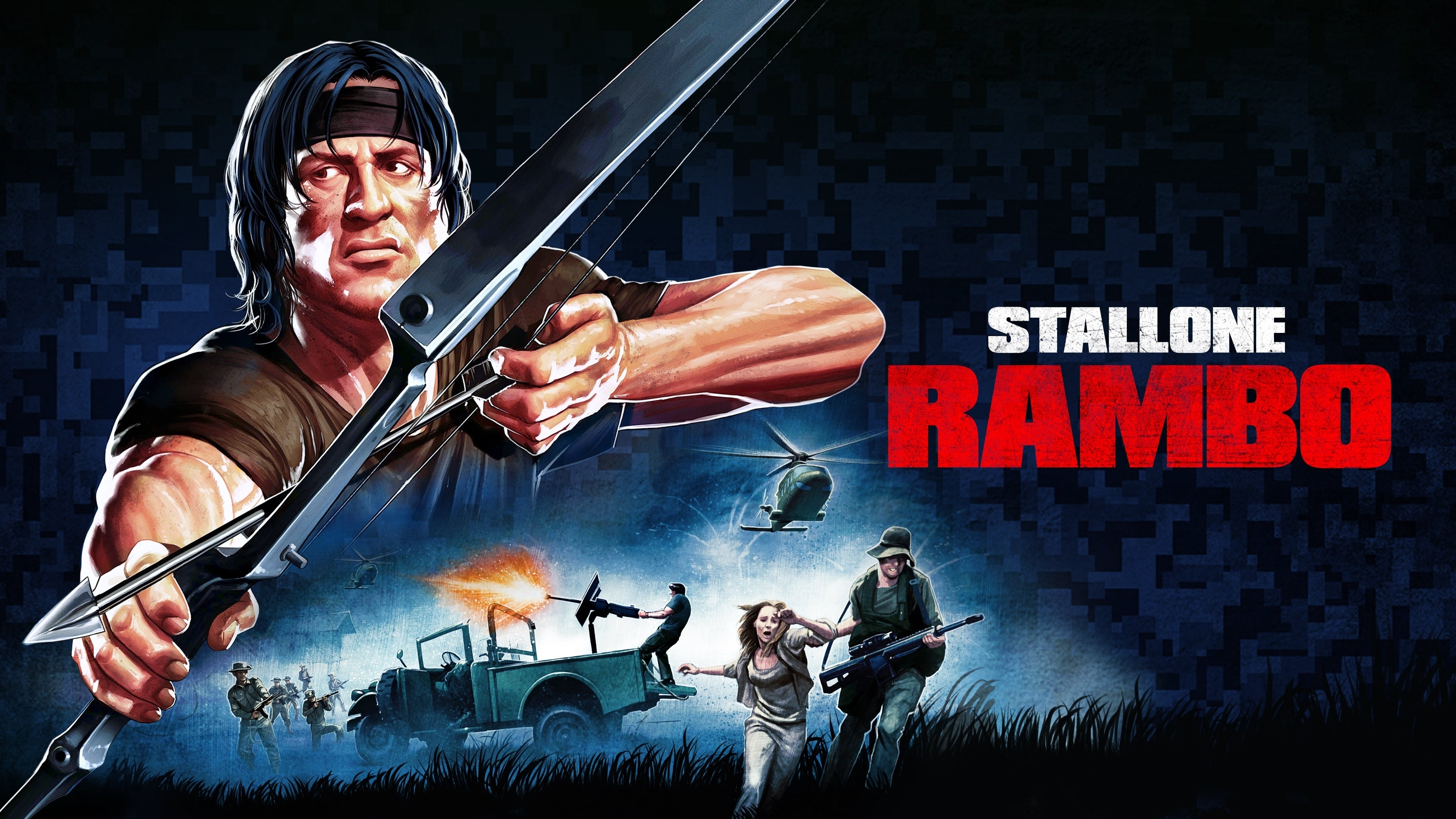 Rambo IV: El regreso