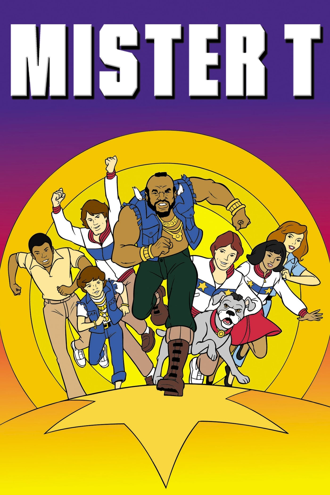Mister T TV Shows About Fighting Crime