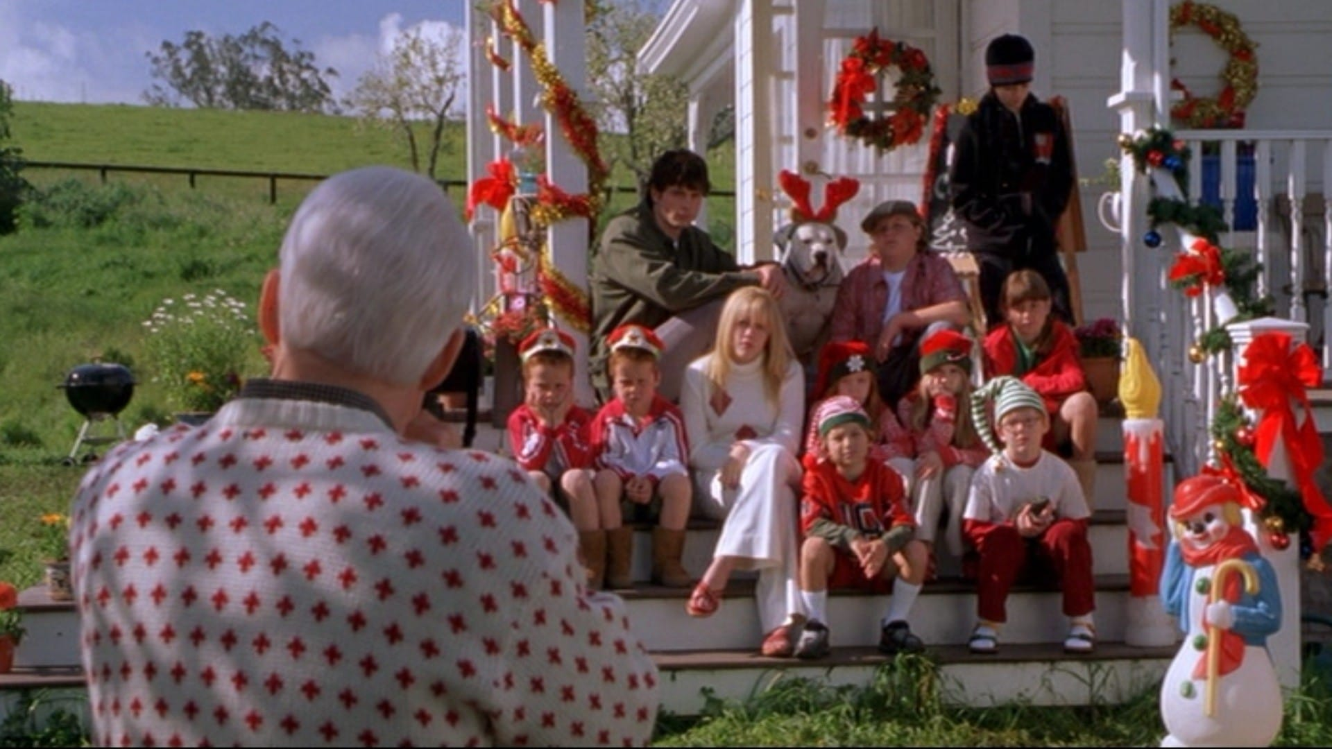 Cheaper by the Dozen (2003) - AZ Movies