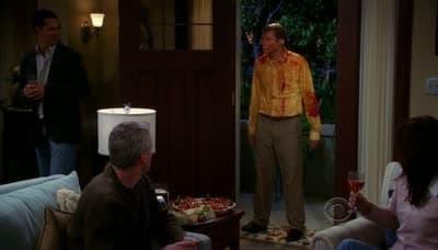Two and a Half Men Season 8 :Episode 13  Stinktier, Ketchup und Hundekacke