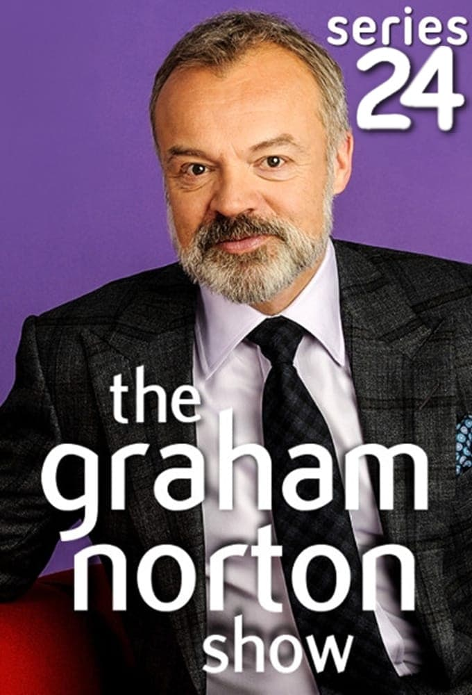 The Graham Norton Show Season 24