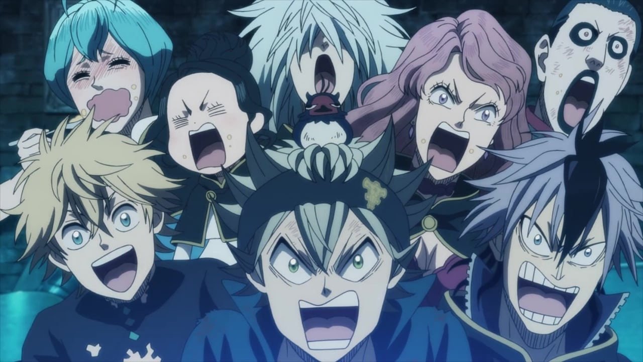 Black Clover - Season 1 Episode 105 : Smiles, Tears