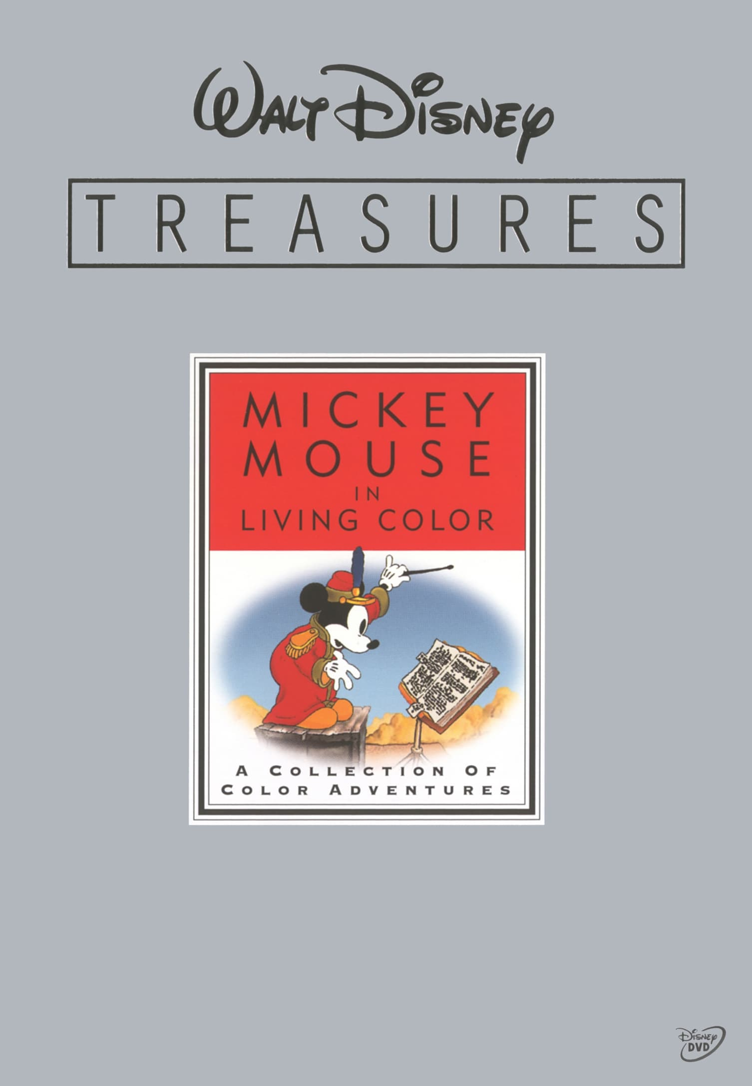 Ver Walt Disney Treasures: Mickey Mouse in Living Color Online HD Español ()