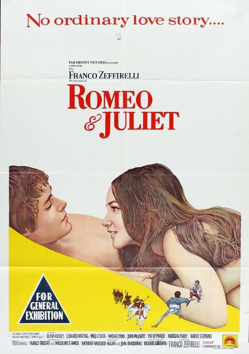 Romeo y Julieta (1970)