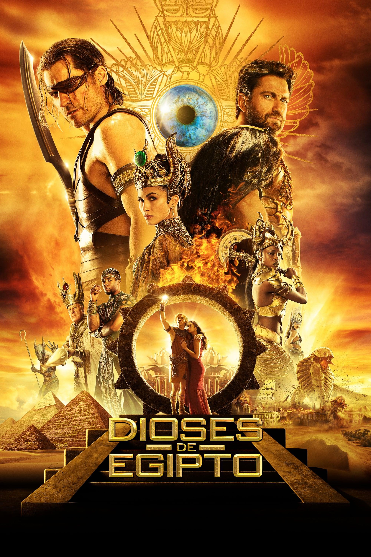 Dioses de Egipto en Megadede
