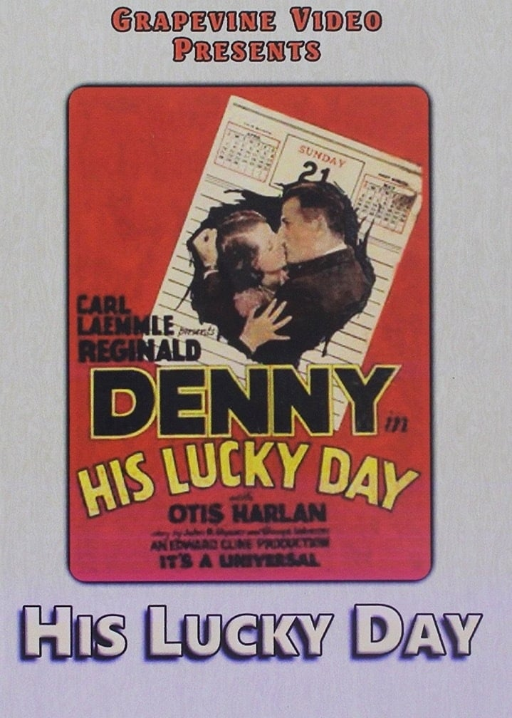 Ver His Lucky Day Online HD Español (1929)