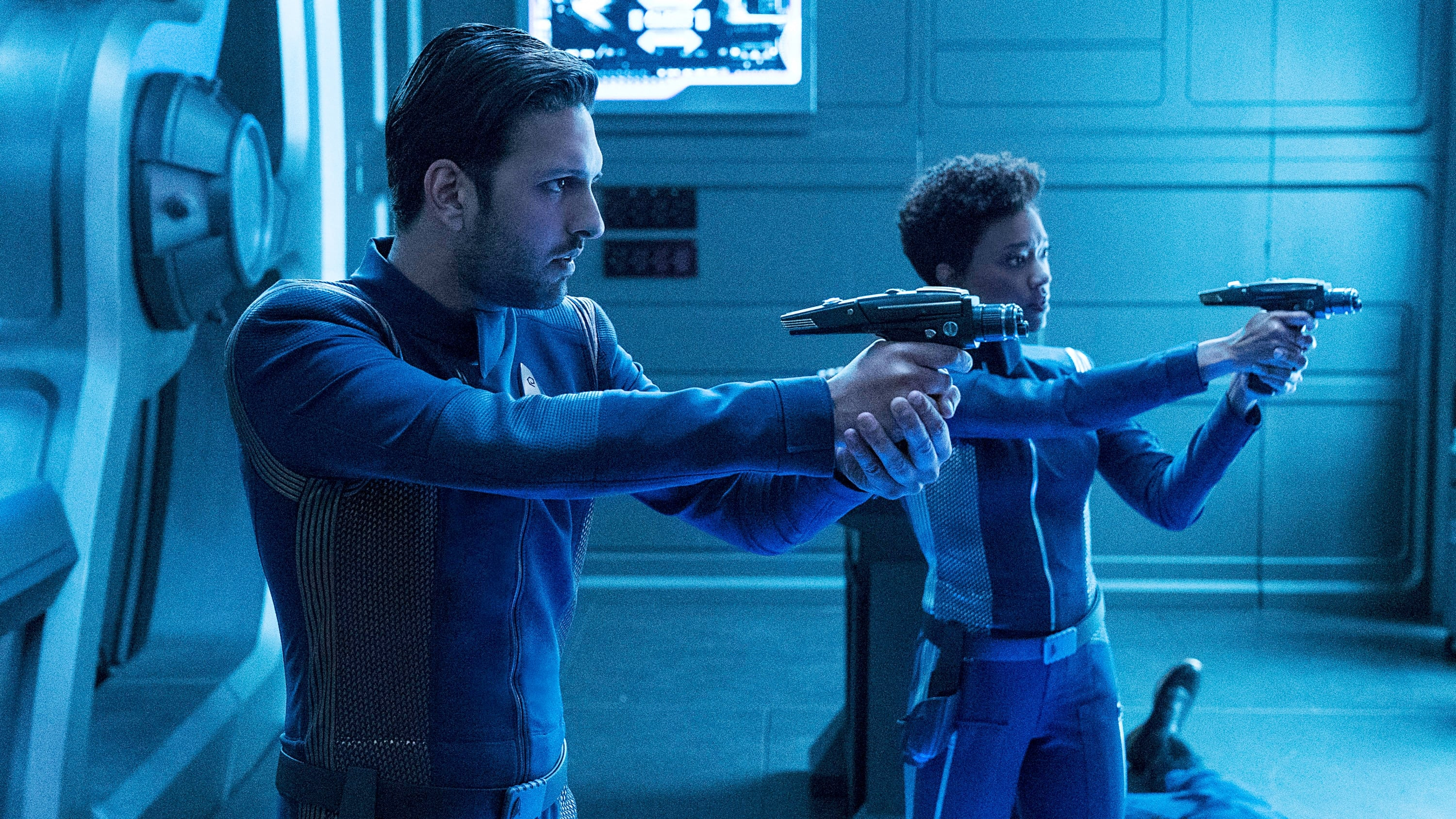 Star Trek: Discovery Season 1 :Episode 7  Magic to Make the Sanest Man Go Mad