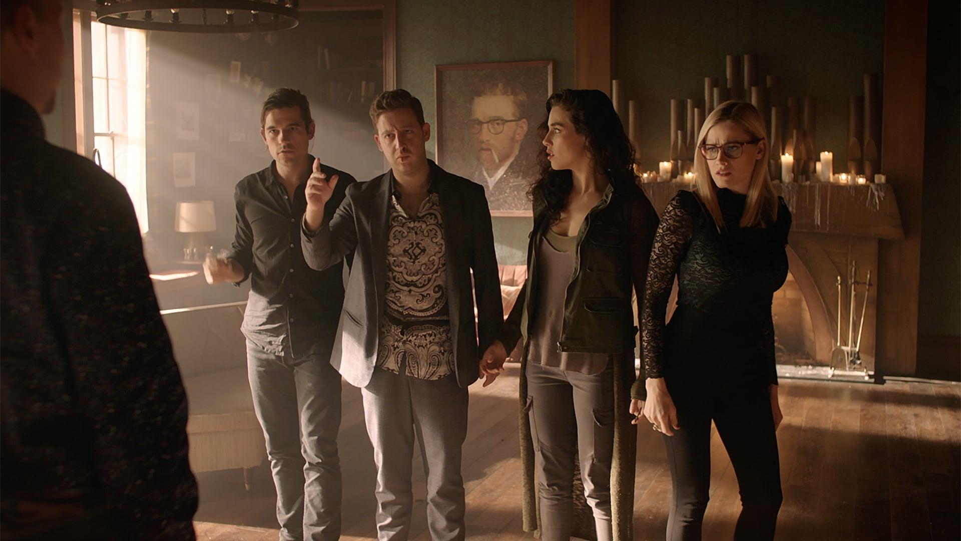 The Magicians Season 3 :Episode 9  All That Josh