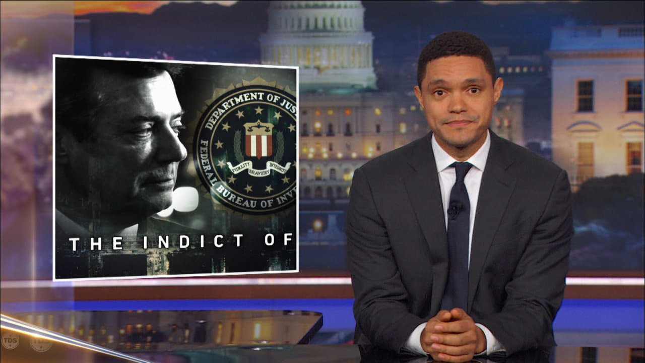 The Daily Show with Trevor Noah Season 23 :Episode 13  Ta-Nehisi Coates